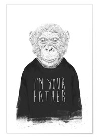 Juliste I'm your father