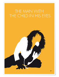 Juliste Kate Bush - The Man With The Child In His Eyes