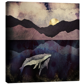 Canvas-taulu  Mother and child - SpaceFrog Designs