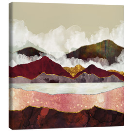 Canvas-taulu  Melon Mountains - SpaceFrog Designs