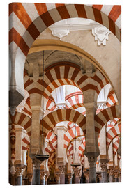 Canvas-taulu  The Mosque of Cordoba