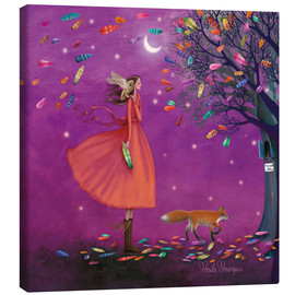 Canvas-taulu  Stormy times - Mila Marquis