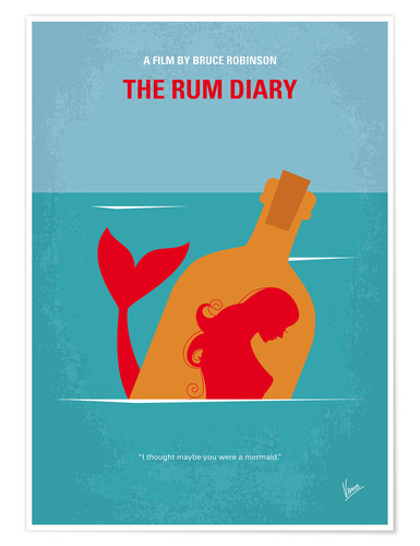 Juliste The Rum Diary