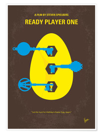 Juliste Ready Player One