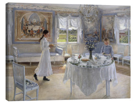 Canvas-taulu  Name day - Fanny Brate